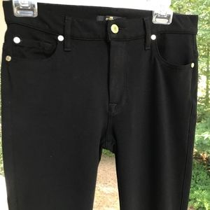 7 For All Mankind Jeans - 7 For All Mankind Black Stretchy Jeans